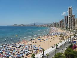 benidorm costs