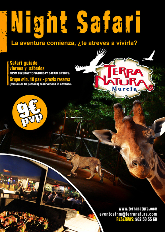 terra natura night safari