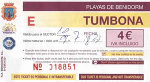 ticket_for_beach_benidorm